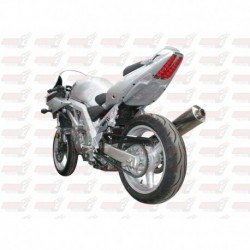 Passage de roue Hotbodies à peindre avec clignotants leds pour Suzuki SV650/1000 (2003-2010)