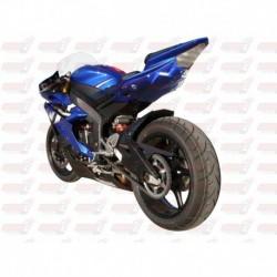 Passage de roue Hotbodies couleur Blue (1) avec clignotants leds pour Yamaha YZF-R6 (2006-2007)