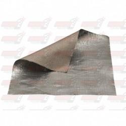 Plaque pare-chaleur Acousta-Fil - dimensions : 250x250mm 600 grammes