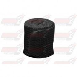 Bande thermique de collecteur Acousta-Fil 550 °C noir - dimensions : 50mm x 7,5m
